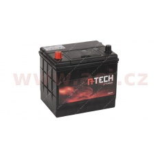 60Ah baterie, 460A, levá A-TECH 232x173x225
