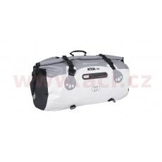 vodotěsný vak Aqua T-50 Roll Bag, OXFORD (šedý/bílý, objem 50 l)