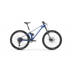 Horské kolo MONDRAKER Foxy Carbon R 29, blue/white/orange, 2021