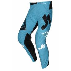 Moto kalhoty JUST1 J-FLEX ARIA modro/černo/bílé