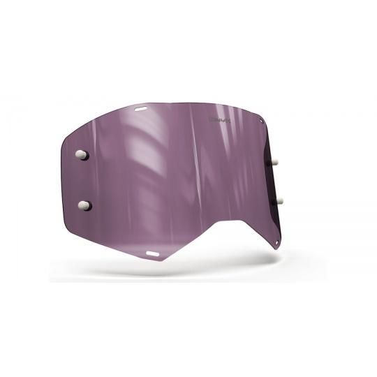 plexi pro brýle SCOTT PROSOECT, ONYX LENSES (fialové s polarizací)