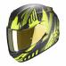Moto přilba SCORPION EXO-390 POP matná černo/žlutá
