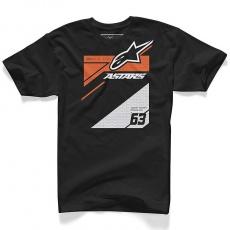 Alpinestars tričko Chisel Black