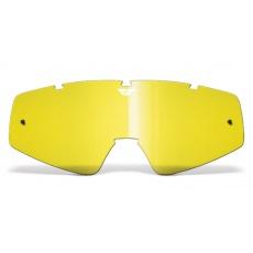 plexi pro brýle Zone/Focus, FLY RACING (žluté)