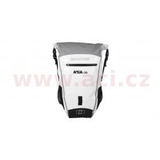 vodotěsný batoh Aqua B-25, OXFORD (šedý/bílý, objem 25 l)