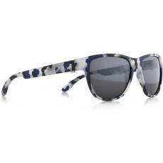 sluneční brýle RED BULL SPECT Sun glasses, WING3-005P, camouflage pattern, smoke with silver mirror POL, 53-16-145