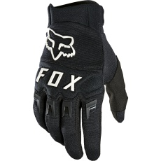 Dětské rukavice Fox Youth Dirtpaw Glove Black/White
