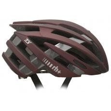 helma RH+ ZY, mat bordeaux metal/shiny anthracite metal