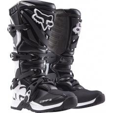 MX boty FOX Comp 5 Boot Black/White