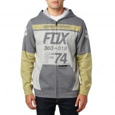 Pánská mikina Fox Draftr Zip Fleece Midnight