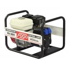 Elektrocentrála FOGO FH3001R s AVR