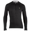 Cyklistický dres Northwave Force Jersey Ls Black