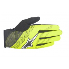 Alpinestars Stratus rukavice zateplené Acid Yellow
