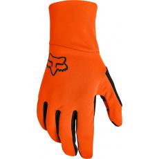 Pánské zateplené rukavice Fox Ranger Fire Glove Fluo Orange