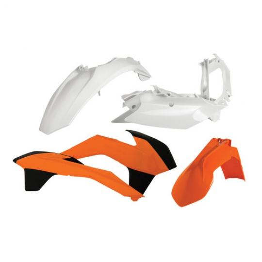 ACERBIS plastový kit KTM SX125/150/SXF 13/15,SX250 13/16