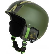 helma BLIZZARD Guide ski helmet, dark green matt/camouflage matt