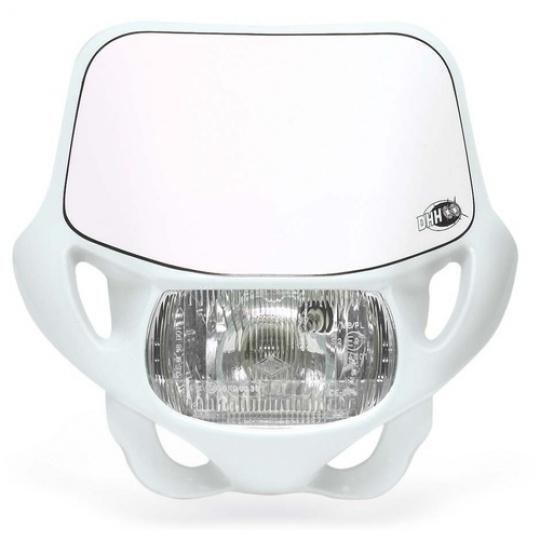 ACERBIS maska se světlem DHH homologovaná