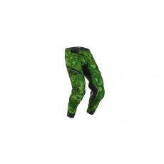 kalhoty EVOLUTION 2020, FLY RACING (zelená/černá)