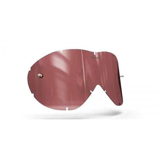 plexi pro brýle SMITH SONIC, ONYX LENSES (červené s polarizací)