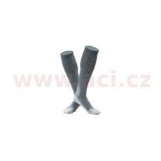 ponožky TREK - Non compressive, UNDERSHIELD (šedá)