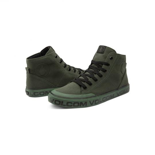 Pánské boty Volcom Hi Fi Shoe Faded Army