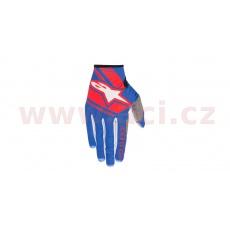 rukavice NEO, ALPINESTARS (modrá/červená)