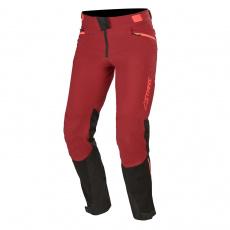 Alpinestars Stella Nevada Pants dámské zateplené kalhoty Rio Red