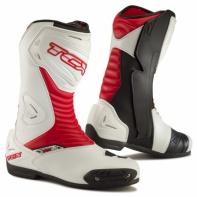 Moto boty TCX S-SPORTOUR EVO bílo/červené