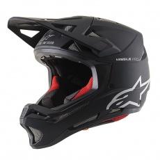 Alpinestars Missile PRO Solid helma - Black Matt