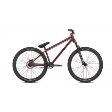 NS Bikes Metropolis 1 Red - Limited - pouze 1 kus