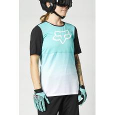 Dámský dres Fox W Flexair s Jersey Teal