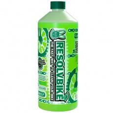 ResolvBike univerzální čistící prostředek bez rozprašovače, náhradní náplň 1 l