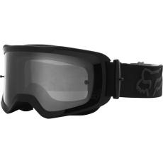 Dětské MX brýle Fox Yth Main Stray Goggle Black