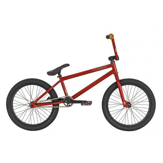 KINK Liberty Brakeless Red - kompletní kolo