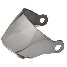 plexi pro přilby Fibre, CASSIDA (zrcadlové chromové)