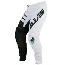 Motokrosové kalhoty ALIAS MX A2 černo/bílé 2061-304