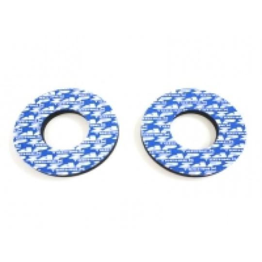 Donuts/ochranné kroužky na rukojeti modré