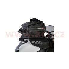 tankbag na motocykl M15R, OXFORD (černý, s magnetickou základnou, objem 15 l)