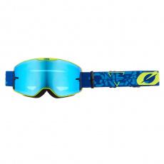 Brýle O´Neal B-20 STRAIN modrá/žlutá, radium modrá