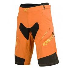 Alpinestars Drop 2 Shorts  Bright Orange Acid Yellow