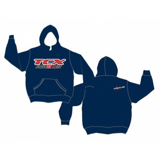 Mikina TCX s kapucí 09