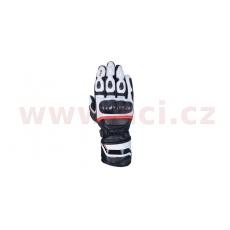 rukavice RP-2 2.0, OXFORD (černé/bílé/červené)