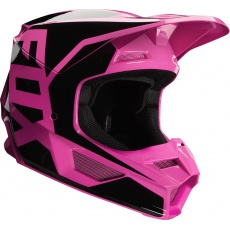 Pánská MX helma Fox V1 Prix Helmet Pink