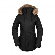 Dámská bunda Volcom Fawn Ins Jacket Black