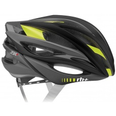 helma RH+ ZW, matt black/matt yellow fluo