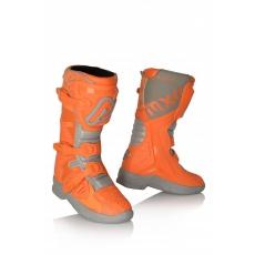 ACERBIS dětské boty X-TEAM KIDoranž
