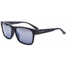 sluneční brýle BLIZZARD sun glasses POLSC802111, rubber black, 64-17-134