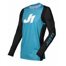 Dres JUST1 J-FLEX ARIA modro/černo/bílý