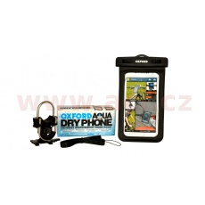 voděodolné pouzdro na telefony Aqua Dry Phone uni, OXFORD - Anglie (verze s kotvením na řídítka)