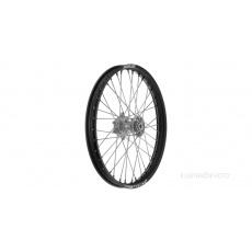 """přední kolo kompletní (21"""" x 1,6"""") KTM, Q-TECH (černý ráfek, černý střed)"""